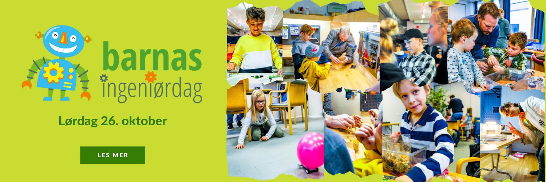 Les om Barnas ingeniørdag