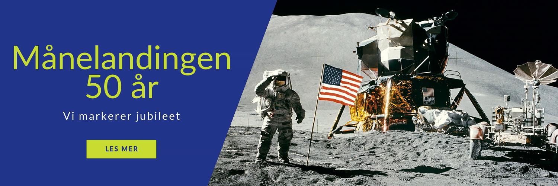 Månelandingen 50 år