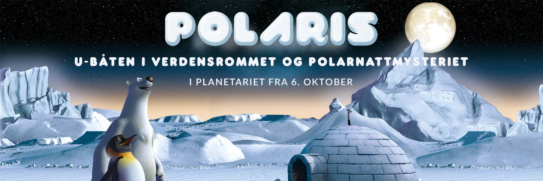 Polaris i planetariet