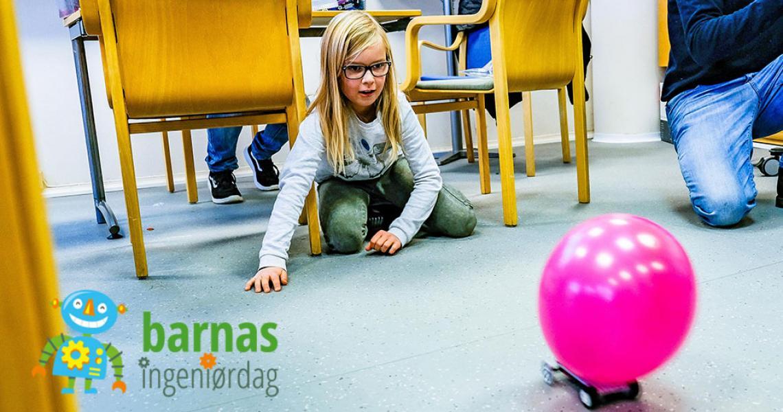 Barnas ingeniørdag