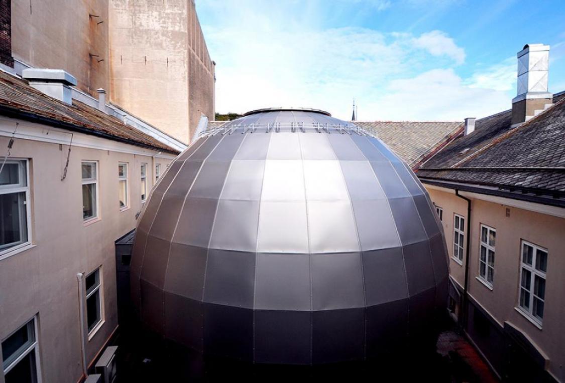 Planetariet på Vitensenteret