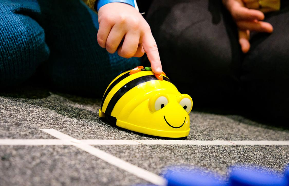 BeeBot for barnehager