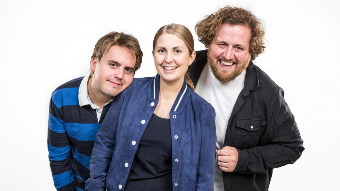 Foto: Kim Erlandsen, NRK P3