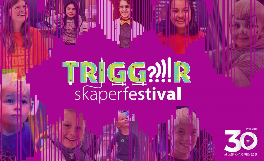 Trigger skaperfestival 2018