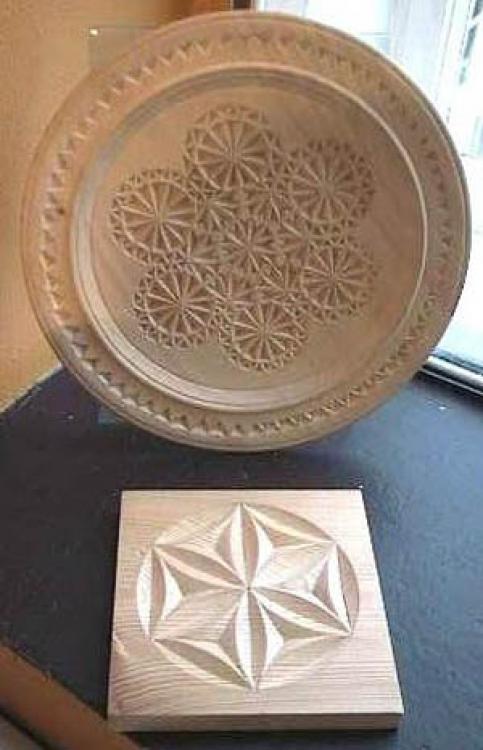 Ornamentikk og mønster – hvorfor blande matematikk inn i kunst og håndverk?