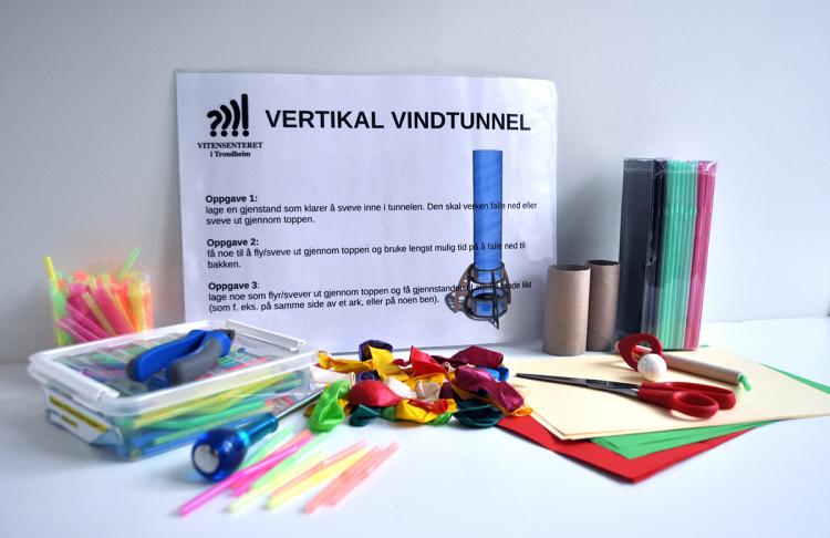 Vertikal vindtunnel