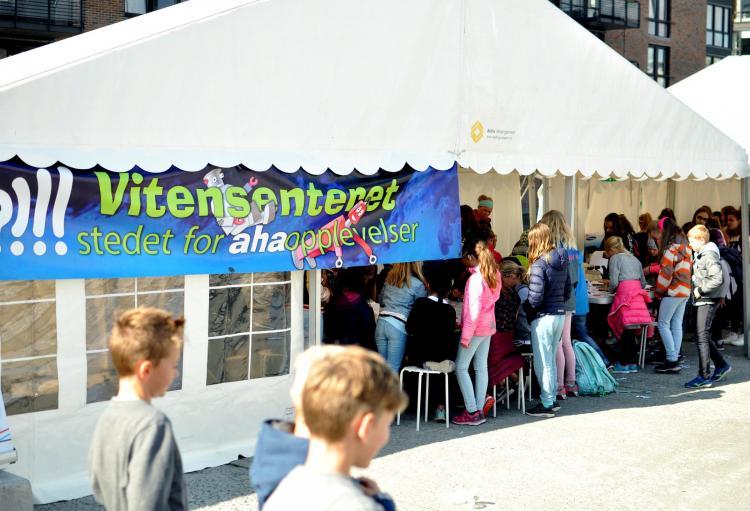 Maker Faire Vitensenteret