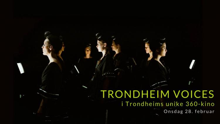 Trondheim Voices på Vitensenteret