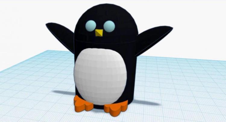 Workshop i spillprogrammering og 3D-printing