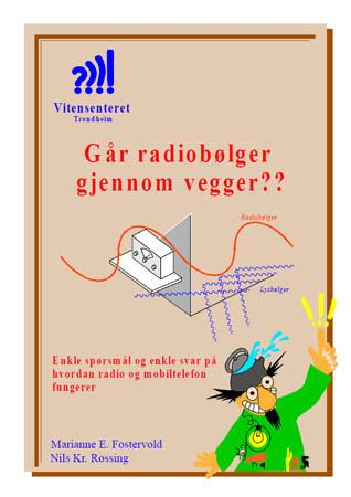 Går radiobølger gjennom vegger - Bilde av bokas forside